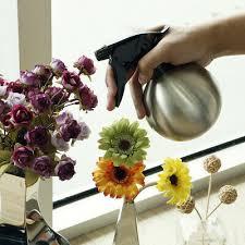 500ml Mini Spherical <b>Hair Spray Pot</b> Plants Flowers <b>Watering</b> Can ...