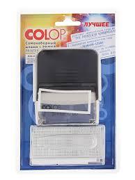 <b>Штамп</b> автоматический <b>самонаборный COLOP</b>. 9105563 в ...