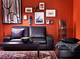 furniture red living room black and red perfect masculine combo red and black living room decorating ideas black leather sofa perfect
