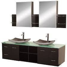 55 inch double sink bathroom vanity:  inch double sink vanity cabinets and vanities bathroom tile