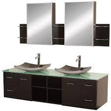 double sink vanity actual seat