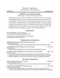 Medium Length Graduate CV Resume Genius