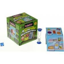 Купить <b>Настольная игра Brainbox</b> Мир математики(90718 ...