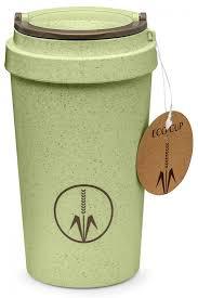 "<b>Термокружка Walmer</b> ""<b>Eco cup</b>"", цвет: зеленый, 400 мл ..."