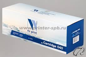 <b>Canon 040C</b> - <b>картридж</b> совместимый   Cyan/Голубой