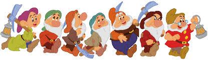 Resultado de imagen para blancanieves y los siete enanos