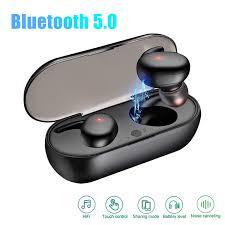 Y30 Bluetooth Headset <b>TWS</b> Sports Outdoor Bluetooth 5.0 Sports ...