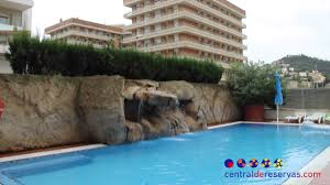 Hotel <b>H Top Summer Sun</b> Santa Susanna - YouTube
