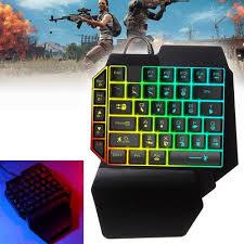 <b>Wired Keyboard Wired</b> USB Mini Luminous LED Backlight ...