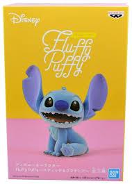 Купить <b>Фигурка Fluffy Puffy</b>: Lilo & Stitch – Stitch (9 см) по низкой ...