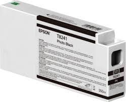 Singlepack Photo Black T824100 UltraChrome HDX/HD <b>350ml</b> ...