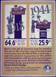 Photograph A U S  Office of War Information poster issued during World War II explains the