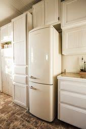 Our <b>New Vintage</b> Inspired Refrigerator in <b>2020</b> | <b>Vintage</b> refrigerator ...