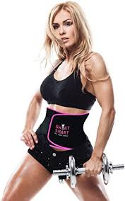 SWEAT <b>SMART</b> Waist <b>Trimmer Belt</b> by 10xSWEAT - <b>Weight Loss</b>