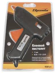 Купить сетевой <b>клеевой пистолет Sparta 930125</b>, цены в Москве ...