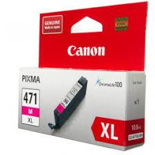 <b>Картридж</b> для струйных принтеров/МФУ <b>Canon CLI</b>-<b>471M XL</b> ...