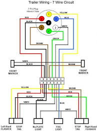 6 way round trailer wiring diagram 6 image wiring ford 7 pin trailer plug wiring diagram wiring diagram and hernes on 6 way round trailer
