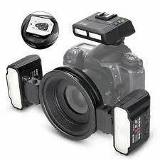 <b>Meike MK</b>-<b>MT24S Macro Twin</b> Lite Flash Light TTL for Sony A9 ...