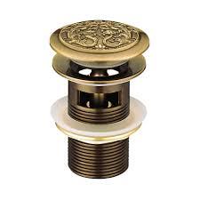 <b>Донный клапан Lemark</b> Jasmine LM6680B бронза - купить в ...