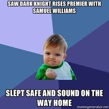 Safe and Sound | Success Kid / I Hate Sandcastles | Know Your Meme via Relatably.com