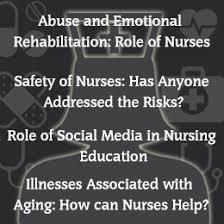 research topics in nursing