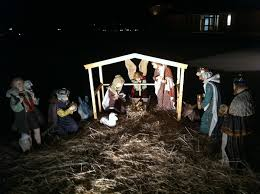 beautiful life size outdoor nativity buckingham pa a near life sized nativity with a hint of realism at our