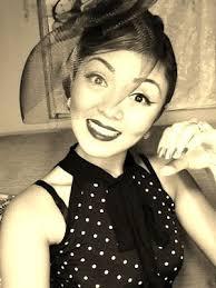 1950 s pin up makeup look
