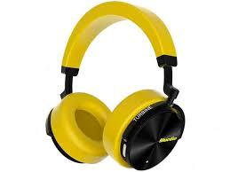 <b>Наушники Bluedio T5</b> Yellow в <b>наушники</b> встроен излучатель ...