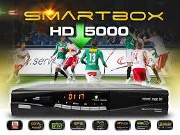 Smartbox HD 5000 - Atulização 14/04/2014