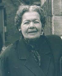 Mary (nee Shepard), Knox (1909 - 2000) - Mary-Shepard