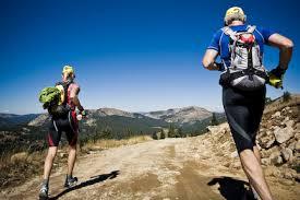 Trotar en la montaña es ideal