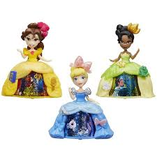 <b>Игрушка Hasbro Disney</b> Princess маленькая кукла с волшебной ...