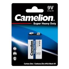 <b>Батарейка</b> 6F22-BP1B <b>CAMELION</b> — купить в Москве в интернет ...