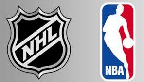Resultado de imagen para logo NBA Y NHL