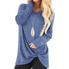 Womens Tops and Blouses <b>2018 New Autumn Women</b> Casual Long ...