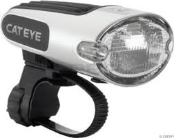 CatEye Single Shot <b>USB Rechargeable Bicycle</b> Headlight HL ...