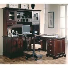 furniture black desk vintage espresso wooden
