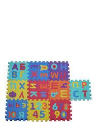"""Напольный <b>коврик</b>-пазл """"Алфавит"""", 31*31 см., 10 шт. K5267 ..."""