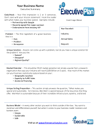 business plan writer contract business plans