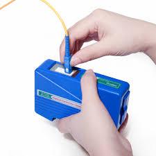 Orientek <b>Fiber Cleaner</b> TCC 550 <b>Fiber</b> Optic <b>Connector Cleaner</b> ...