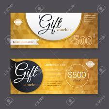 gift voucher template gold pattern gift certificate gift voucher template gold pattern gift certificate background design gift coupon voucher