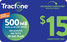 TRACFONE Prepaid Phone Card | Kroger Gift Cards
