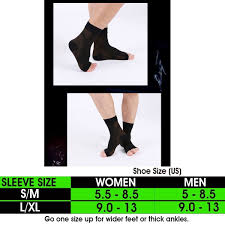 <b>Copper Fiber</b> Foot Ankle Anti Fatigue <b>Compression</b> Wrap for Ankle ...
