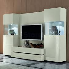 cool design of wall units for living room design with white living room storage and screen flat tv plus marble floor furniture toy storage ideas living room