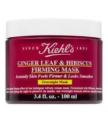 Ginger <b>Leaf &</b> Hibiscus Firming Mask – Firming Face Mask – <b>Kiehl's</b>