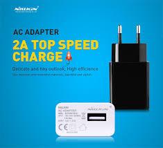 <b>Оригинальное зарядное устройство</b> Nillkin, 5 В, 2 А ...