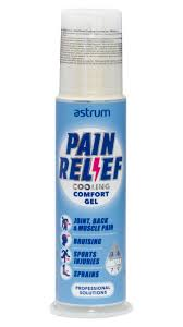 PAIN RELIEF cooling comfort <b>gel</b> ASTRUM <b>Обезболивающий</b> ...