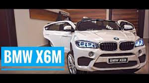 <b>Электромобиль</b> детский <b>BMW</b> X6 M - машинка для активных ...
