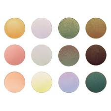 duochrome eyeshadow plete set 12 pans middot makeup geek