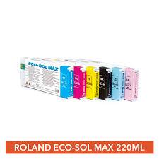 <b>Roland Eco</b>-<b>Sol</b> Max <b>220ml</b> Inks | Pozitive Sign & Graphic Supplies